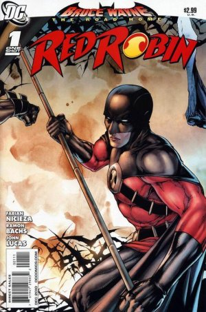 Bruce Wayne - The road home - Red Robin édition Issues