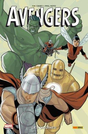 Avengers - Les origines édition TPB Softcover - 100% Marvel