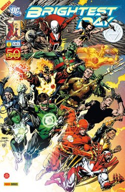 Brightest Day édition Kiosque (2011)