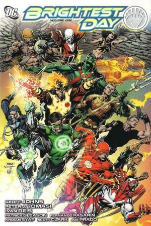 Brightest Day édition TPB Hardcover
