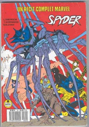 Un Récit Complet Marvel # 24