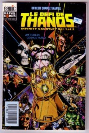 Un Récit Complet Marvel # 33