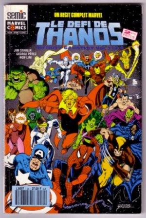 Un Récit Complet Marvel # 34