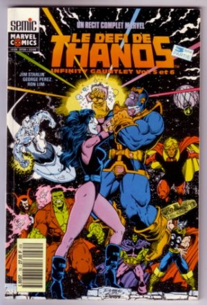 Un Récit Complet Marvel # 35