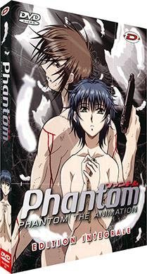 Phantom The Animation édition INTEGRALE