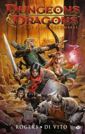 Dungeons and Dragons édition simple