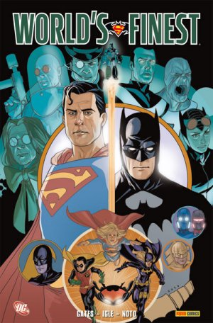 World's Finest édition TPB softcover (souple) - Issues V3
