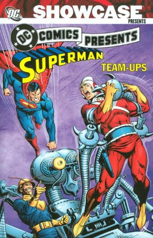 Showcase Presents - DC Comics presents - Superman Team-Ups édition TPB softcover (souple)