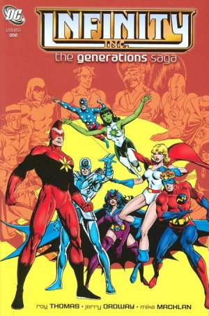 Infinity Inc. édition TPB hardcover (cartonnée) - Issues V1
