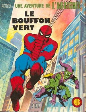 Une Aventure de L'Araignée édition Kiosque (1977 - 1987)