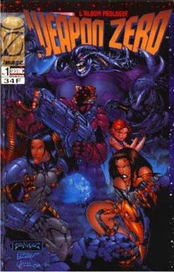Weapon Zero édition Kiosque (1997 - 1999)