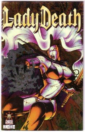 Lady Death édition Kiosque