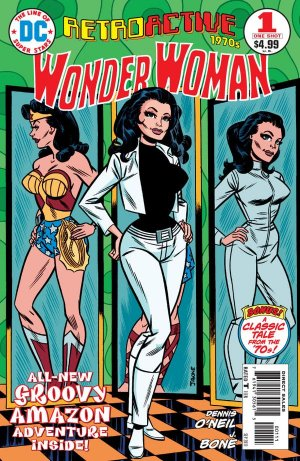 DC Retroactive - Wonder Woman édition Issues