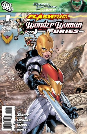 Flashpoint - Wonder Woman and the Furies édition Issues