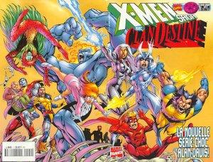 X-Men Saga édition Kiosque (1997 - 2000)