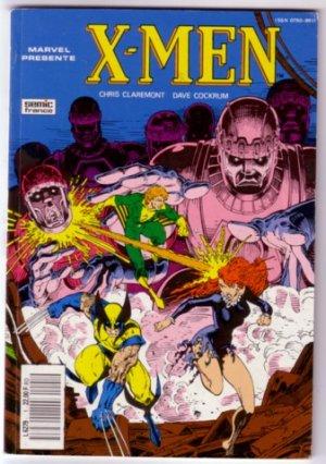 X-Men Saga édition Kiosque (1990 - 1996)
