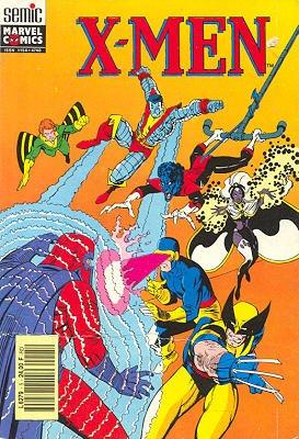 Uncanny X-Men # 5 Kiosque (1990 - 1996)