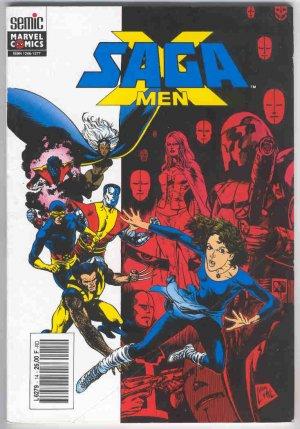 Uncanny X-Men # 14 Kiosque (1990 - 1996)