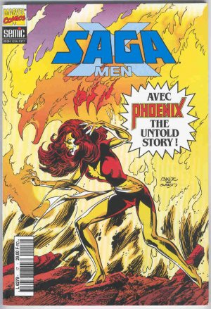 Uncanny X-Men # 17 Kiosque (1990 - 1996)