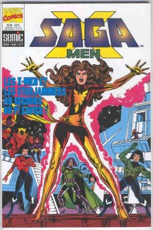 X-Men Saga 25