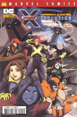 Marvel Manga édition Simple (2002 - 2003)