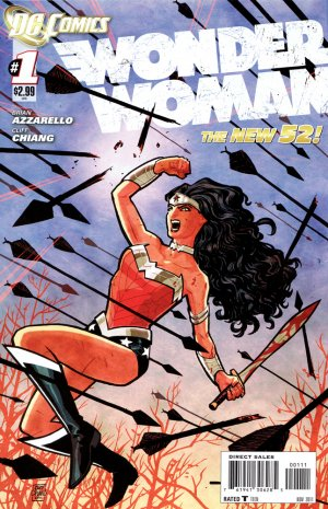 Wonder Woman édition Issues V4 - New 52 (2011 - 2016)