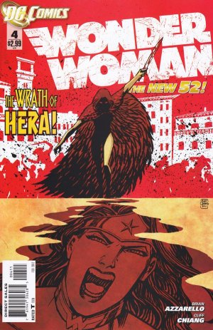 Wonder Woman # 4 Issues V4 - New 52 (2011 - 2016)