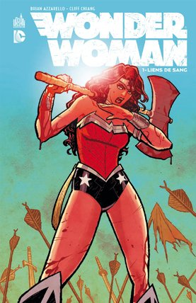 Wonder Woman édition TPB hardcover (cartonnée) - Issues V4 - New 52