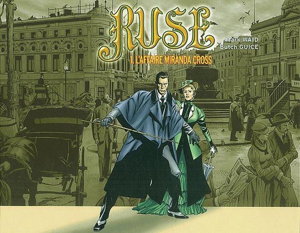 Ruse édition Simple (2003 - 2004)
