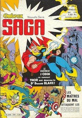 Ombrax Saga 244