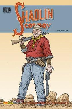 Shaolin Cowboy édition TPB softcover (souple)