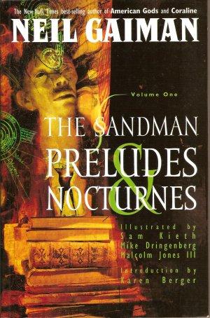 Sandman édition TPB softcover (souple)