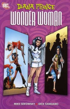 Wonder Woman - Diana Prince 2