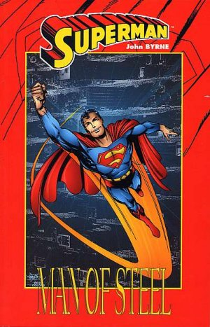 Man of Steel # 1 Simple