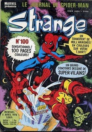 Strange édition Kiosque (1970 - 1988)