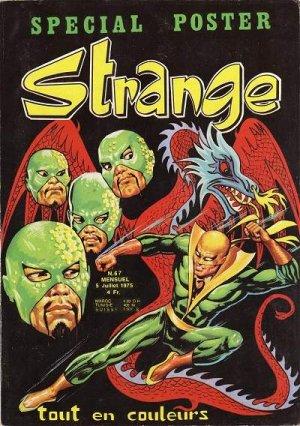 The Amazing Spider-Man # 67 Kiosque (1970 - 1988)
