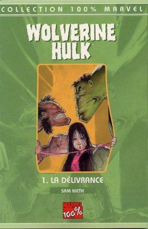 Wolverine / Hulk édition simple
