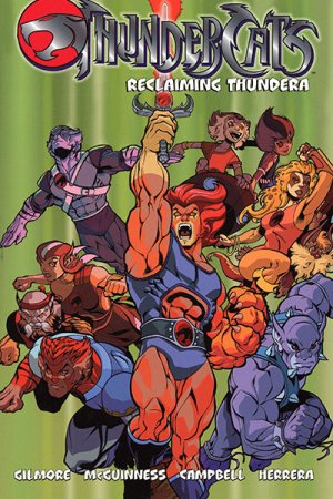 Cosmocats édition TPB softcover (souple)