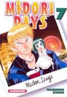 couverture, jaquette Midori Days 7  (Kurokawa)
