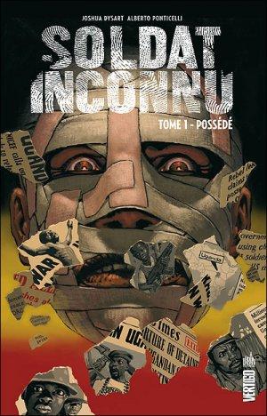 Soldat Inconnu édition TPB hardcover (cartonnée) - Issues V4