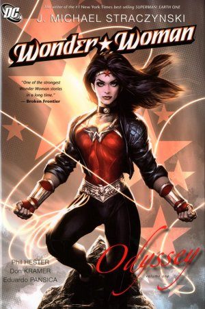 Wonder Woman # 1 TPB hardcover (cartonnée)