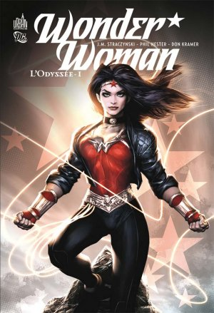 Wonder Woman # 1 simple