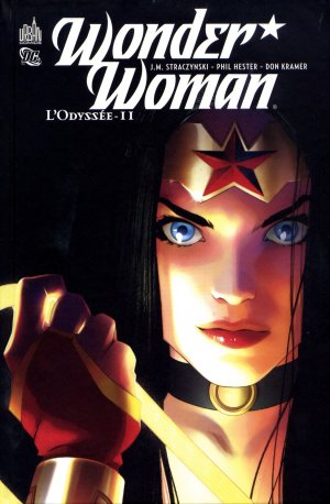 Wonder Woman # 2 simple
