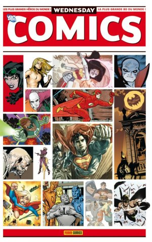 Wednesday comics édition Simple (2011)
