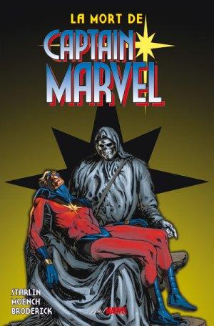 La mort de Captain Marvel édition TPB Harcover (cartonnée) - Best of Marvel