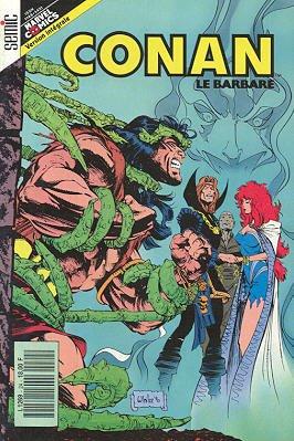 Conan Le Barbare édition Kiosque (1990 - 1993)