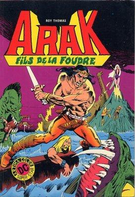 Arak édition Kiosque V1 (1982 - 1983)