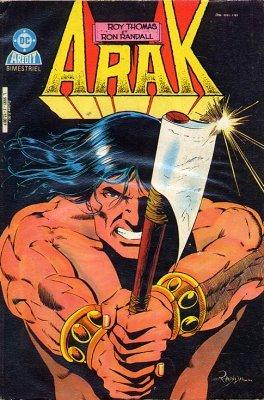 Arak édition Kiosque V2 (1986 - 1987)