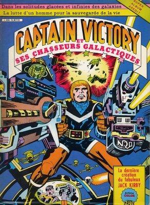 Captain Victory édition simple