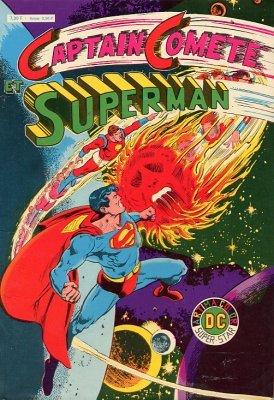 Captain Comète et Superman édition simple
